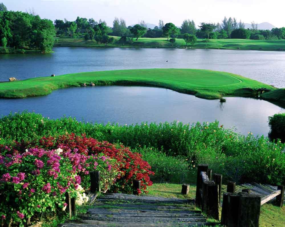 Blue Canyon Golf Course